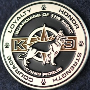 Ottawa Police Service Police Dog Service K9