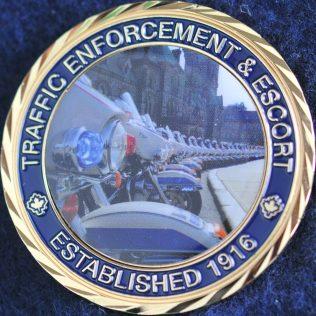 Ottawa Police Service Traffic Enforcement and Escort