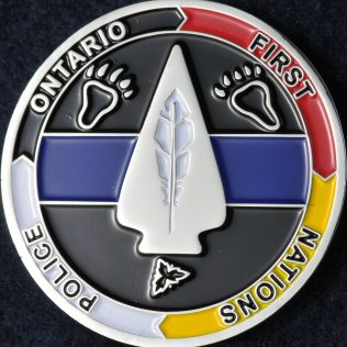 Police Ontario First Nation