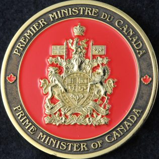 Prime Minister of Canada Justin P. J. Trudeau