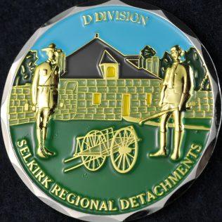 RCMP D Division Selkirk Regional Detachment
