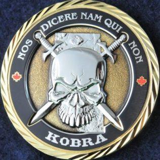RCMP K Division KOBRA