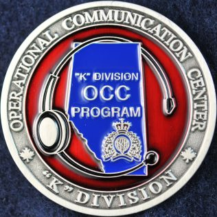 RCMP K Division Operational Communication Center