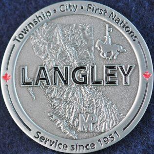RCMP E Division Langley Detachment