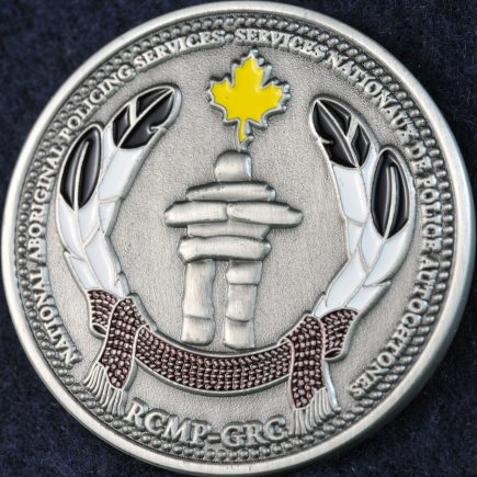 RCMP National Aboriginal Policing Services New