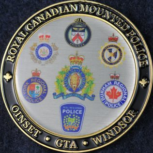 RCMP O Division INSET