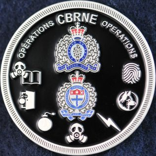 RCMP National Division Ottawa CBRNE operations