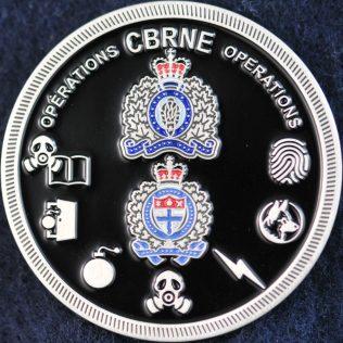 RCMP National Division Ottawa CBRNE operations