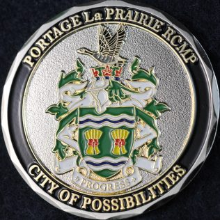 RCMP D Division Portage La Prairie