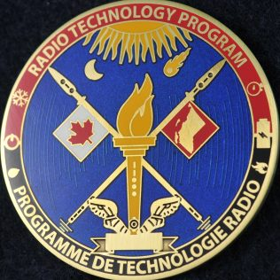 RCMP E Division Radio Technology Program Bronze