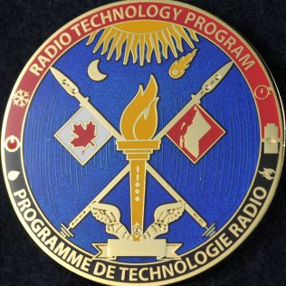 RCMP Radio Technology Program Bronze