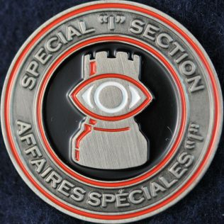 RCMP Special I Section