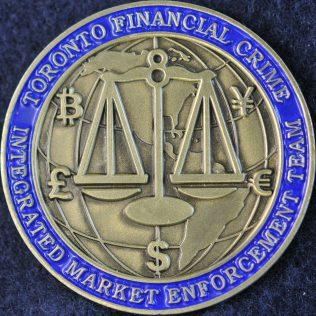 RCMP O Division Toronto Financial Crime