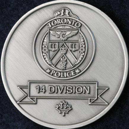 Toronto Police Service 14 Division