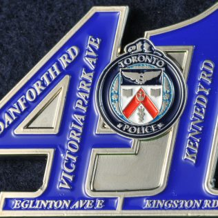 Toronto Police Service 41 Division