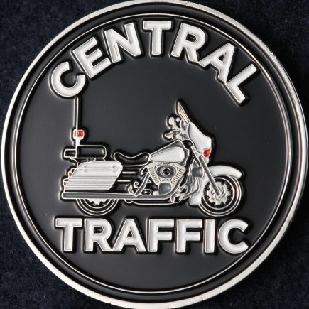 Toronto Police Service Central Traffic