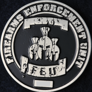 Toronto Police Service Firearms Enforcement Unit