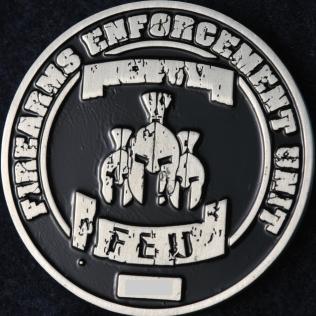 Toronto Police Service Firearms Enforcement Unit