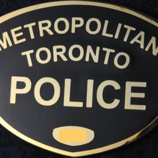 Toronto Police Service Metropolitan Toronto Police Force