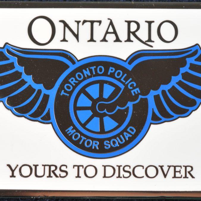 Toronto Police Service Motor Squad