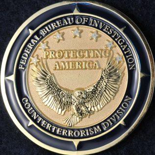 US Federal Bureau of Investigation Counterterrorism Division