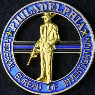 US Federal Bureau of Investigation Philadelphia