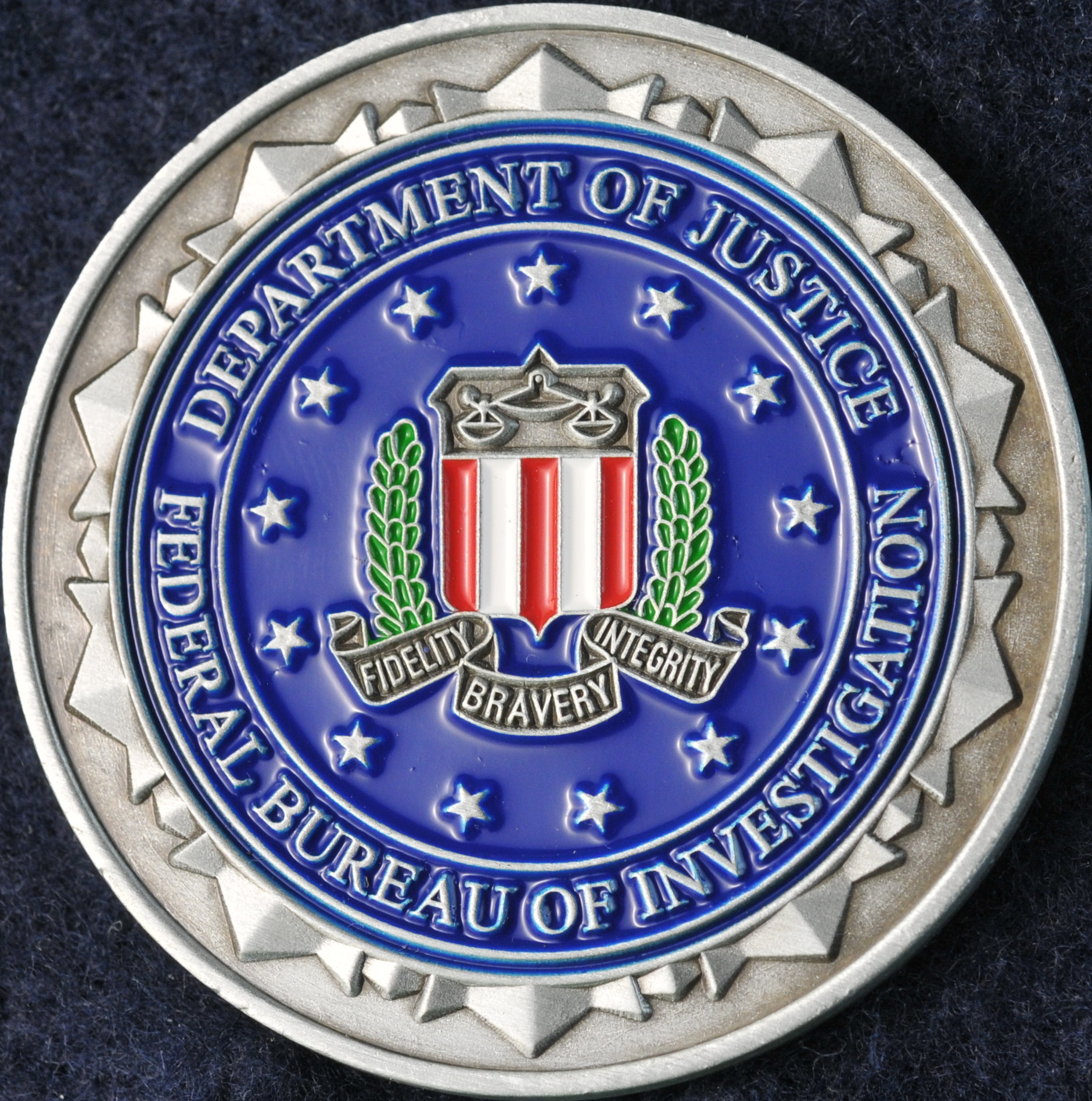 US Federal Bureau of Investigation Philadelphia Division ...