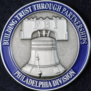 US Federal Bureau of Investigation Philadelphia Division