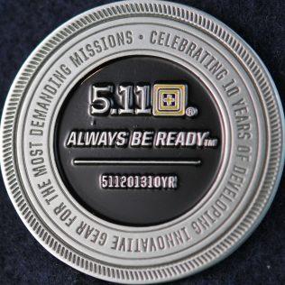 5.11 10th Anniversary