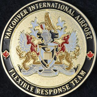 Canada Border Services Agency CBSA Pacific Region YVR Flexible Response Team
