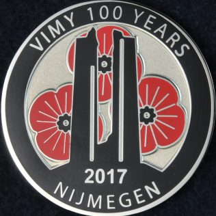 Canadian Law Enforcement Vimy 100 years