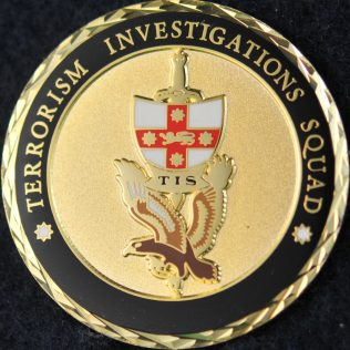 New South Wales Police Force Terrorism Investigations Squad