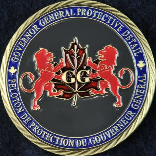 RCMP National Division Governor General Protective Detail