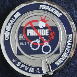 SPVM Section des fraudes