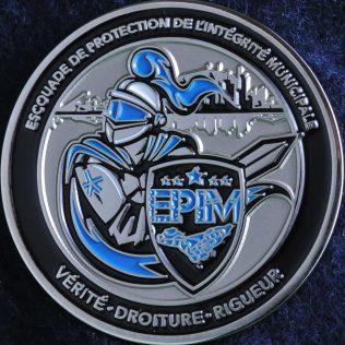 SVPM Escouade de protection de l'intégrité municipale EPIM