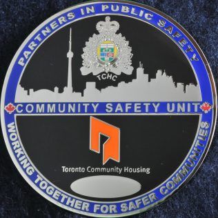 Toronto Community Housing - Community Safety Unit Special Constable
