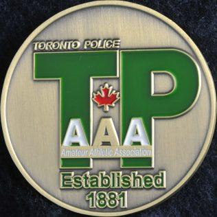 Toronto Police Amateur Athletic Association TPAAA Est.1881