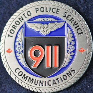 Toronto Police Service - Communications