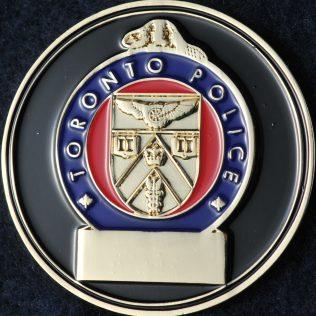 Toronto Police Service Gold