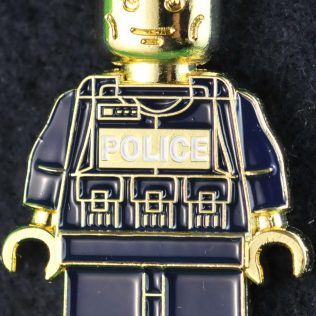 Toronto Police Service - LEGO
