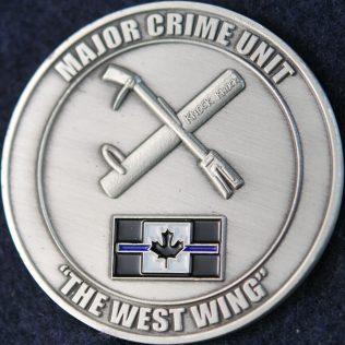Toronto Police Service - Major Crime Unit 55 Division
