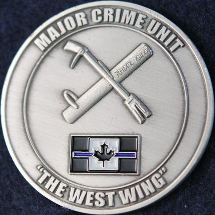 Toronto Police Service - Major Crime Unit 55 Division