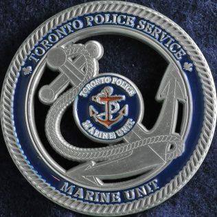 Toronto Police Service Marine Unit