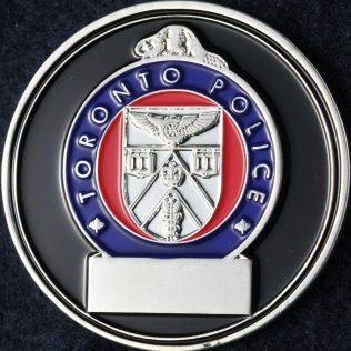 Toronto Police Service Silver
