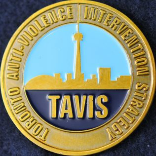 Toronto Police Service - Toronto Anti-Violence Intervention Strategy