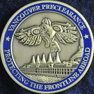 US Customs and Border Protection Vancouver Preclearance new