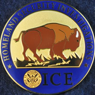US Homeland Security Investigations HSI SAC Buffalo