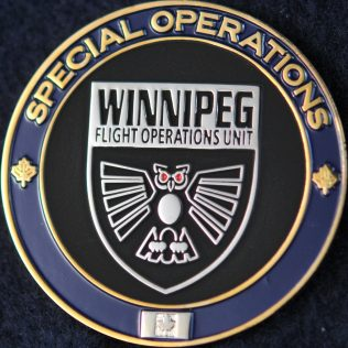 Winnipeg Police Service Flight Operations Unit
