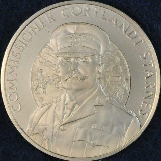 RCMP Centennial Commissioner Cortlandt STARNES