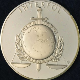 RCMP Centennial INTERPOL